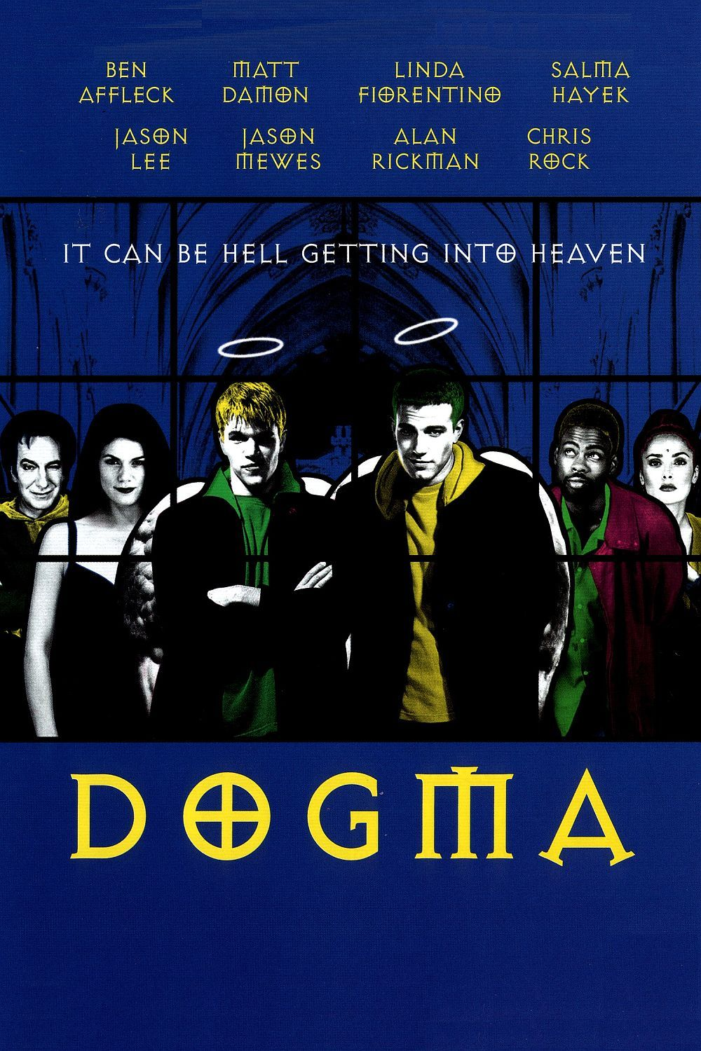 Dogma DVD Cover